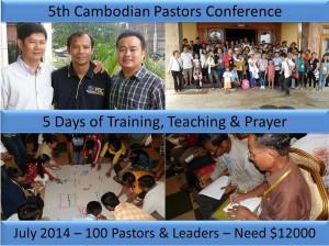 Pastors Conference Flyer 2014